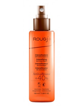 ROUGJ ATTIVA BRONZ+40% SPRAY FLACONE 100 ML