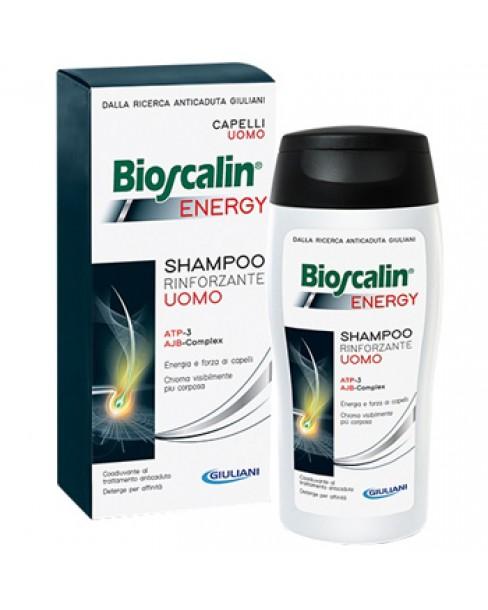BIOSCALIN - ENERGY SHAMPOO 200 ML BOLLINO PREZZO SPECIALE
