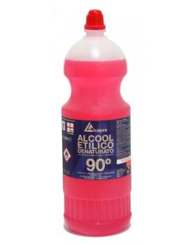 ALCOOL DENATURATO 90% 1000 ML