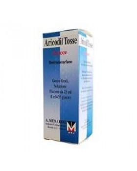 ARICODIL TOSSE*os gtt 25 ml 0,375 g