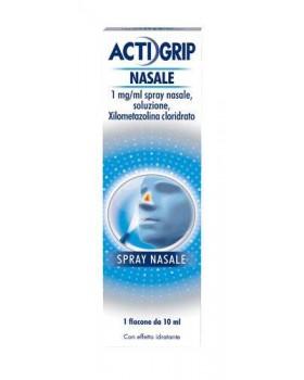 ACTIFED DECONGESTIONANTE*spray nasale 10 ml 1 mg/ml