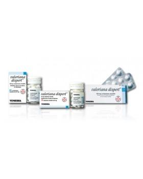 VALERIANA DISPERT*20 cpr riv 125 mg