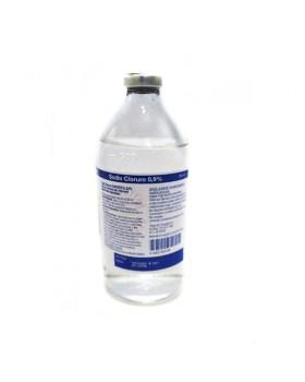 SODIO CLORURO (EUROSPITAL)*1 flacone 500 ml 0,9%