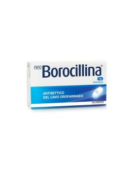 NEOBOROCILLINA*16 pastiglie 1,2 mg + 20 mg