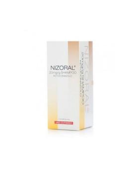 NIZORAL*shampoo 100 g 20 mg/g