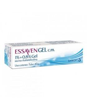 ESSAVEN*gel 80 g 10 mg/g + 8 mg/g