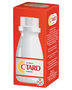 CTARD*60 cps 500 mg rilascio prolungato